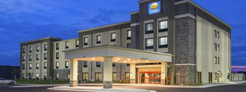 suv service to Comfort Inn Suites Near Medical Center