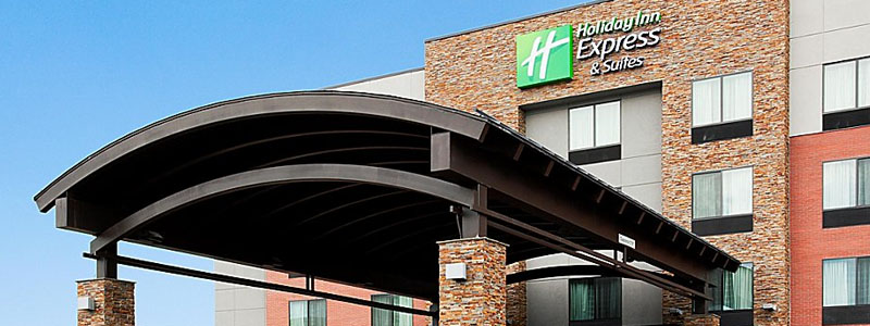 suv service to Holiday Inn Express Suites